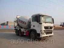 亚特重工牌TZ5257GJBZG6E型混凝土搅拌运输车
