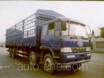 亚特重工牌TZ5310CLXCA型仓栅式运输车