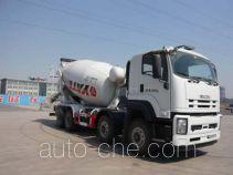亚特重工牌TZ5310GJBQL8D型混凝土搅拌运输车