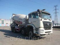 亚特重工牌TZ5315GJBZ8EJ5G型混凝土搅拌运输车