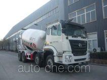 亚特重工牌TZ5315GJBZN8D型混凝土搅拌运输车