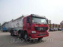 亚特重工牌TZ5317GFLZC8型粉粒物料运输车