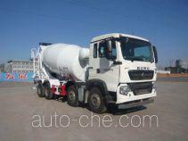 亚特重工牌TZ5317GJBZG8E型混凝土搅拌运输车