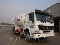 亚特重工牌TZ5317GJBZN6型混凝土搅拌运输车