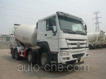 亚特重工牌TZ5317GJBZN8D1型混凝土搅拌运输车