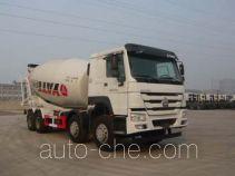 亚特重工牌TZ5317GJBZN8E1型混凝土搅拌运输车