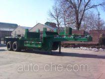Yate YTZG TZ9230TTS molten iron trailer
