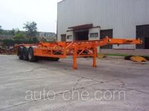 Yate YTZG TZ9370TJZG container transport trailer