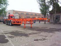 亚特重工牌TZ9390TJZG型集装箱半挂牵引车