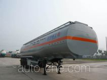 亚特重工牌TZ9400GYY型运油半挂车