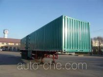 Yate YTZG TZ9402XXY box body van trailer