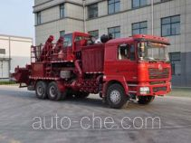 Tianzhi sand blender truck