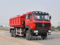 Tianzhi TZJ5250TYA fracturing sand dump truck