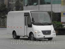 Wanda WD5050XXY cargo and passenger van