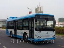 万达牌WD6105EHEV型混合动力城市客车