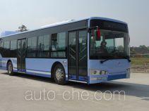万达牌WD6112PHEV1型混合动力城市客车