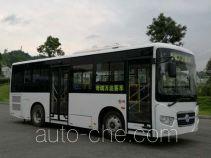 万达牌WD6852PHEV型混合动力城市客车