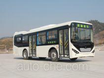 万达牌WD6930HNGA型城市客车