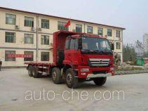 Wodeli WDL3312Z flatbed dump truck