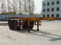 Wodeli WDL9350TJZ container transport trailer