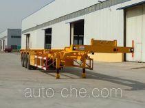 Wodeli WDL9400TJZ container transport trailer