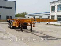 Wodeli WDL9400TJZG container transport trailer