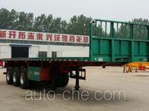 Wodeli WDL9401TPB flatbed trailer