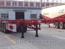 Wodeli WDL9404TJZ container transport trailer