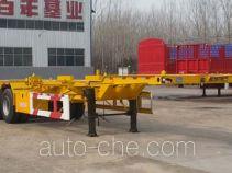 Wodeli WDL9404TJZE container transport trailer