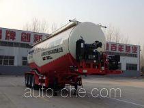 Wodeli WDL9408GFL low-density bulk powder transport trailer