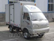 黑豹牌WDQ5021XXYD10FW型厢式运输车