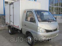 黑豹牌WDQ5026XXYD10TW型厢式运输车
