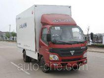 Jinyinhu WFA5040XWTF mobile stage van truck