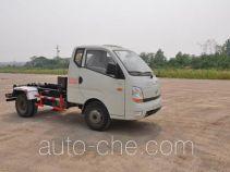 Jinyinhu WFA5040ZXXF detachable body garbage truck