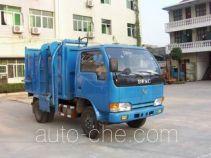 Jinyinhu WFA5040ZZW автомобиль для перевозки шлама с механизмом самопогрузки