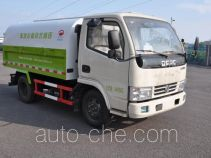 Jinyinhu docking garbage compactor truck
