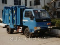 Jinyinhu side-loading garbage compactor truck