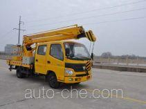 Jinyinhu WFA5052JGKF aerial work platform truck