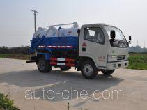 金银湖牌WFA5060GXWE型吸污车