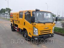 Jinyinhu WFA5060ZDJJE5 стыкуемый мусоровоз с уплотнением отходов