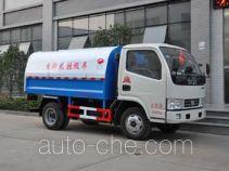 金银湖牌WFA5061ZLJE型自卸式垃圾车