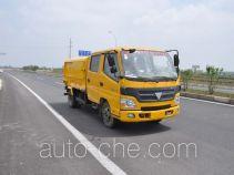 Jinyinhu WFA5061ZLJF dump garbage truck
