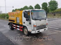 Jinyinhu sewer flusher and suction truck