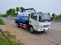 Jinyinhu WFA5071GXEEE5NG suction truck