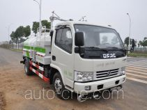 金银湖牌WFA5072GXSEE5NG型清洗洒水车