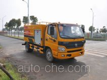 Jinyinhu WFA5081GQXFE5 sewer flusher truck