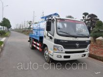 Jinyinhu WFA5082GXEFE5 suction truck
