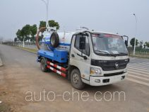 Jinyinhu WFA5083GXWFE5 sewage suction truck