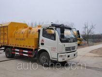 Jinyinhu WFA5100GXWE sewage suction truck