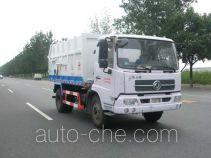 金银湖牌WFA5122ZLJE型自卸式垃圾车